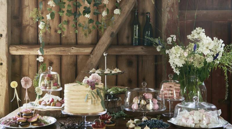 Весенняя коллекция ИКЕА ИНБЬЮДЕН (INBJUDEN) для праздничного стола