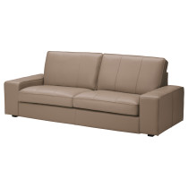 Диван-кровать 3-местный КИВИК бежевый артикуль № 002.488.31 в наличии. Онлайн каталог IKEA РБ. Быстрая доставка и установка.