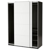 Гардероб ПАКС белый артикуль № 791.282.65 в наличии. Интернет каталог IKEA РБ. Недорогая доставка и соборка.