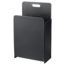 Корзина для бумаг РИССЛА черный артикуль № 602.461.60 в наличии. Online сайт IKEA Минск. Недорогая доставка и монтаж.