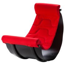 Кресло-качалка ФЛАКСИГ красный артикуль № 002.614.79 в наличии. Интернет магазин ИКЕА Беларусь. Недорогая доставка и установка.