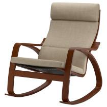 Кресло-качалка ПОЭНГ бежевый артикуль № 790.108.12 в наличии. Онлайн каталог IKEA РБ. Недорогая доставка и соборка.