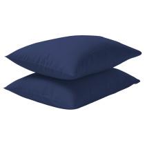 Наволочка ДВАЛА темно-синий артикуль № 602.127.54 в наличии. Интернет сайт IKEA РБ. Недорогая доставка и монтаж.