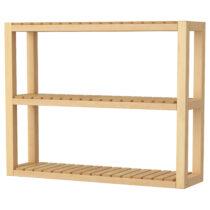 Полка навесная МОЛЬГЕР артикуль № 602.423.60 в наличии. Online сайт IKEA РБ. Недорогая доставка и установка.