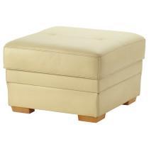 Табурет для ног БЬЁРБУ бежевый артикуль № 001.913.25 в наличии. Онлайн сайт IKEA Беларусь. Недорогая доставка и соборка.
