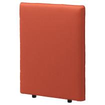 Чехол на спинку ВАЛЛЕНТУНА оранжевый артикуль № 103.362.24 в наличии. Интернет сайт IKEA Минск. Недорогая доставка и установка.