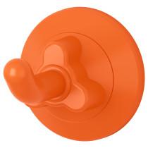 Крючок с присоской ЛОДДАН оранжевый артикуль № 303.618.06 в наличии. Онлайн сайт IKEA Беларусь. Недорогая доставка и монтаж.