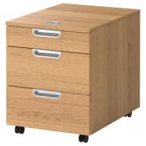 Тумба с ящиками на колесах ГАЛАНТ артикуль № 803.497.08 в наличии. Интернет сайт IKEA РБ. Быстрая доставка и установка.