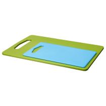 Разделочная доска, 2 шт. ЛЕГИТИМ зеленый артикуль № 103.724.67 в наличии. Онлайн каталог IKEA Минск. Недорогая доставка и монтаж.