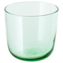 Стакан ИНТАГАНДЕ светло-зеленый артикуль № 503.738.32 в наличии. Онлайн магазин IKEA Республика Беларусь. Недорогая доставка и соборка.