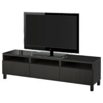 Тумба для ТВ с ящиками БЕСТО артикуль № 691.973.20 в наличии. Интернет сайт IKEA Минск. Недорогая доставка и установка.