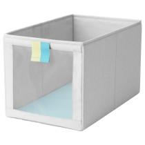 Коробка СЛЭКТИНГ серый артикуль № 603.660.15 в наличии. Онлайн сайт IKEA Минск. Быстрая доставка и соборка.
