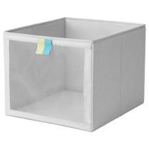 Коробка СЛЭКТИНГ серый артикуль № 903.654.77 в наличии. Online сайт IKEA Беларусь. Недорогая доставка и монтаж.