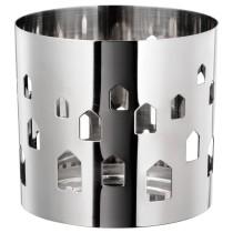 Украшение для свечи в стеклянном стакане ВАККЕРТ артикуль № 803.806.09 в наличии. Online магазин IKEA РБ. Быстрая доставка и монтаж.