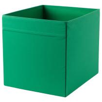 Коробка ДРЁНА зеленый артикуль № 703.894.84 в наличии. Интернет магазин IKEA РБ. Быстрая доставка и монтаж.