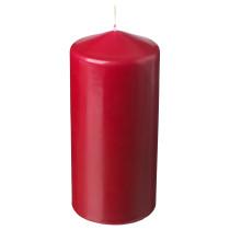Неароматическая свеча формовая ФЕНОМЕН красный артикуль № 603.519.19 в наличии. Онлайн сайт ИКЕА Беларусь. Быстрая доставка и установка.