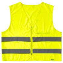 Светоотражающий жилет БЕСКЮДДА желтый артикуль № 303.667.19 в наличии. Интернет каталог IKEA РБ. Недорогая доставка и монтаж.