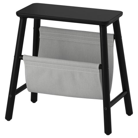 Табурет-ящик ВИЛЬТО черный артикуль № 603.949.14 в наличии. Online сайт IKEA РБ. Быстрая доставка и установка.