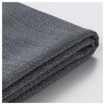 Чехол секции дивана-кровати ВАЛЛЕНТУНА темно-серый артикуль № 403.845.53 в наличии. Онлайн магазин IKEA Минск. Недорогая доставка и монтаж.