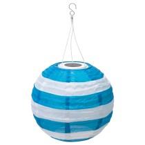 Подвесная светодиодная лампа СОЛВИДЕН синий артикуль № 704.219.93 в наличии. Online каталог IKEA РБ. Недорогая доставка и монтаж.